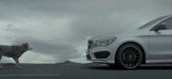 Mercedes CLA Tanıtım Videosu
