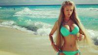 Valeria Lukyanova'nın yeni tutkusu