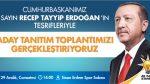 AK Parti İstanbul Adayı Yarın Belli Oluyor