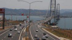 Osmangazi Köprüsü otomobil geçiş ücreti belli oldu