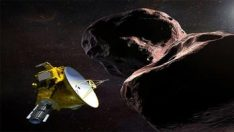 New Horizons, gök cismi Ultima Thule'ye başarıyla alçak uçuş yaptı