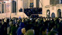 Gençler Fetih Ruhuyla Fatih Camisi'nde Buluşuyor