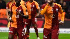 Galatasaray, Ankaragücü'nü 6-0 mağlup etti