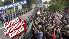 AB: Avrupa'da mülteci krizi yok