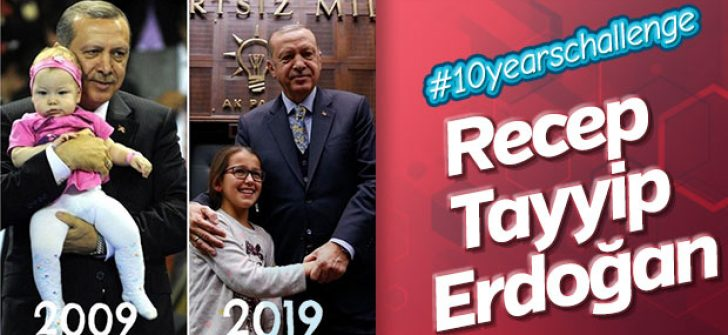 AK Parti'den Erdoğan'lı paylaşım