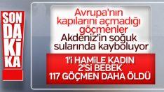 Göçmen faciası: 117 ölü