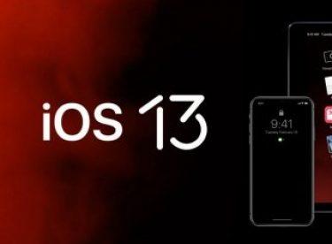 Apple, iOS13'ü kullanıma sunmaya hazırlanıyor