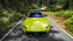 Aston Martin yeni renkleriyle Türkiye'de