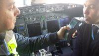 Atatürk Havalimanı'nda pilotlara alkol testi
