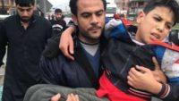 Bursa'da 13 yaşındaki çocuğa araba çarptı