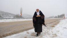 Bursa'da 85 yaşındaki Şehrizar ninenin okuma azmi