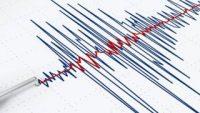 Datça'da 4,8 büyüklüğünde deprem