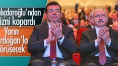 Ekrem İmamoğlu yarın Erdoğan ile görüşecek