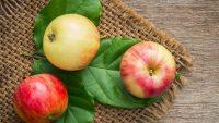 Elma Kabuğunu Kullanmanın 3 Farklı Yolu