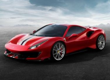 Ferrari Pista Türkiye'ye geliyor