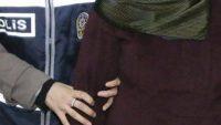 FETÖ'nün kadın yöneticisi tutuklandı
