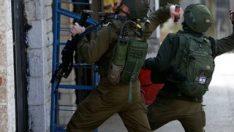 Filistin polis merkezine silahlı saldırı