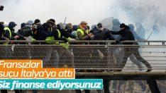 Fransız bakandan Sarı Yelekliler için yabancı güç iddiası