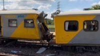 Güney Afrika'daki tren kazasında ölü sayısı arttı