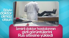 Hastalarının çıplak görüntülerini paylaşan doktor yakalandı