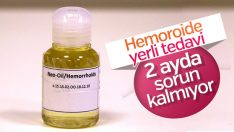 Hemoroid karışımı 2 günde ağrıyı kesip, 2 ayda bitiriyor