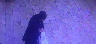 Cübbe hırsızı serbest kaldı
