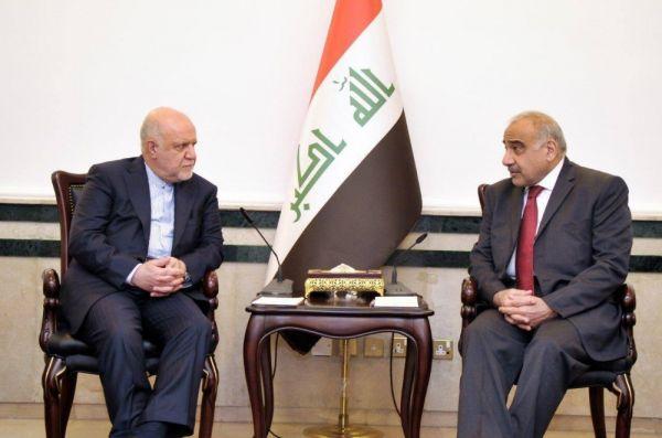 İran ile Irak petrol ve doğalgaz için masaya oturdu