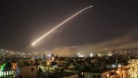 Israel fired missiles toward Damascus, hit airport warehouse