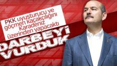 Karadeniz PKK'ya mezar oldu