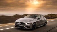 Karşınızda 2019 Mercedes A Class Sedan