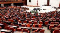 Meclis çalışmalarına 2 hafta ara