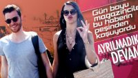 Metin Hara: Adriana'yla hiç ayrılmadık
