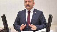 MHP'li Erhan Usta disipline sevk edildi