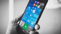 Microsoft, Windows 10 Mobil'e olan desteğini çekiyor