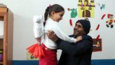 Okulda baba ve çocukları kaynaştırma projesi