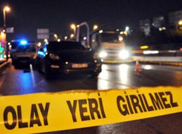 AK Parti'li Başkana Silahlı Saldırı
