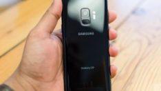 Samsung Galaxy S9'a Android 9 Pie güncellemesi geliyor