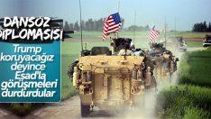 Terör örgütü YPG Şam'la görüşmeleri kesti