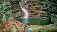 Tonya'nın gizli kalmış doğa harikası: Kudavas Şelalesi