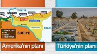 Trump tampon bölgeyle YPG'li teröristleri korumak istiyor