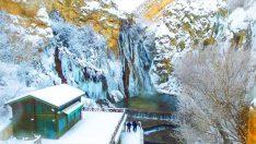 Türkiye'nin en güzel şelalesi bu tuttu! Tabloları aratmayan manzaralar ortaya çıktı…