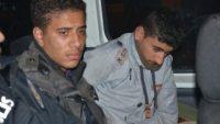 Yasa dışı yollarla Ülkeye giriş yapan 3 kişi yakalandı
