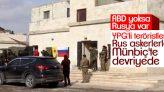 YPG'li teröristler sırtını Rusya'ya dayamaya hazırlanıyor