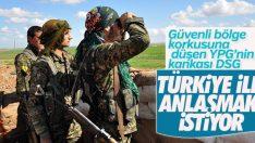 YPG'ye bağlı olan DGS Türkiye ile anlaşmak istiyor