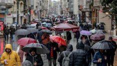Son dakika… İstanbul için kuvvetli yağış uyarısı