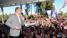 Sarıçam'dan Sözlü'ye tam destek