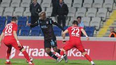 Ümraniyespor 3-1 Trabzonspor