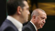"""Erdoğan'dan Çipras'a Net Mesaj: """"Terör Örgütlerinin Sığındığı Ülke Haline Gelmeyin"""""""