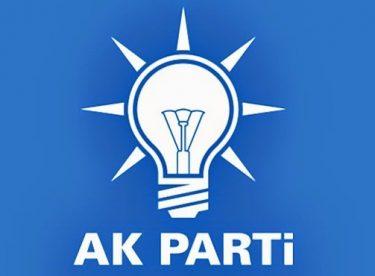 AK Parti'li ÇElik: Gelinen Nokta Kaygı Verici
