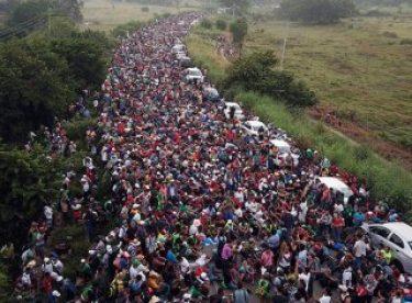 42 milyon Latin Amerikalı ABD'ye göç etmek istiyor
